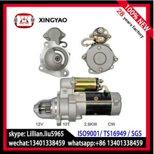 Truck Engine Starter Motor for Ford USA Truck (50-8428 10479614) pictures & photos