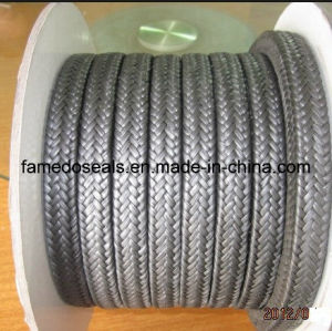 Professional Graphite PTFE/Teflon Fiber Braided Packing with Great Price pictures & photos
