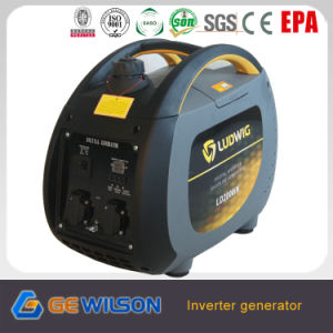 220V 230V China Made Digital Inverter Generator for Sell pictures & photos