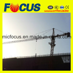 Ce Approved Construction Machinery Tower Crane 10t Max. Load Qtz160 pictures & photos