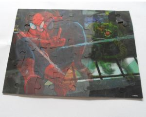 3D PVC Printed Spider-Man Toying Puzzle pictures & photos