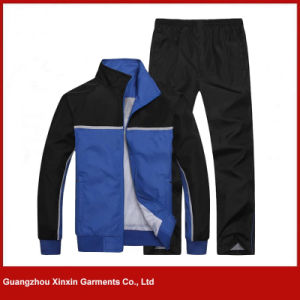 OEM Custom Design Sport Suit Supplier (T112) pictures & photos