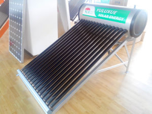 Silvery Solar Thermal Collector (AL Series)