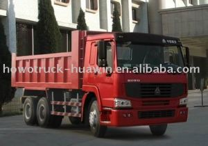 Sinotruk HOWO 6*4 Dump Truck Tipper pictures & photos