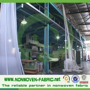 10 Production Lines PP Nonwoven Fabric pictures & photos