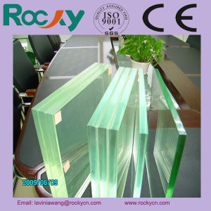 4+0.76+4mm Clear Laminated Glass with Ce/ISO Certificate pictures & photos