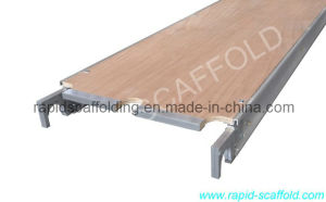Wood Aluminum High Quality Plank Scaffolding for Sales pictures & photos
