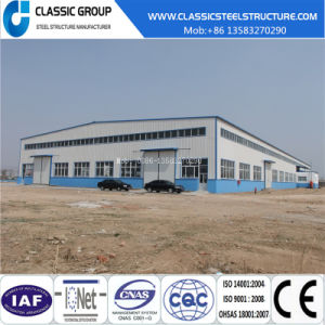 Economic High Qualtity Factory Direct Steel Structure Warehouse/Shed/Hangar with Design pictures & photos