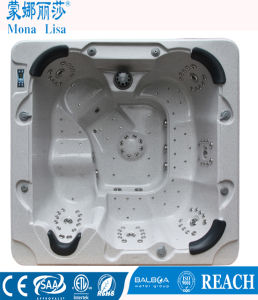 Monalisa Romantic Square Tub Whirlpool SPA (M-3321A) pictures & photos