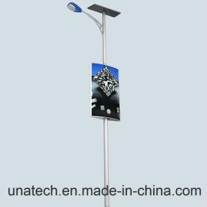 Street Light Pole Advertising LED Light Box Billboard pictures & photos