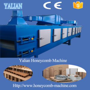 Full Automatic Paper Honey Comb Pallet Making Machine