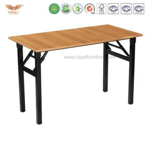 Office Furniture Folding Computer Desk for School (HYSD-05)