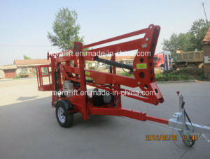 Genie Telescopic Boom Lift (TBL-12) pictures & photos