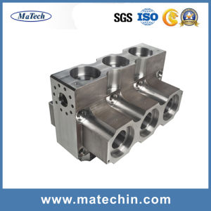 Custom Polish Lost Wax Stainless Steel Engine Block Casting pictures & photos