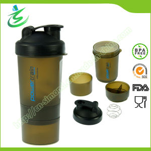 600ml BPA Free Protein Shaker Bottle, Shaker Cup pictures & photos