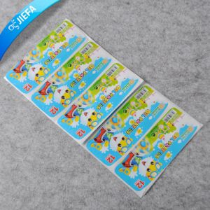 Customized Logo Adhesive Paper Label Sticker Printed Waterproof Sticker Label pictures & photos