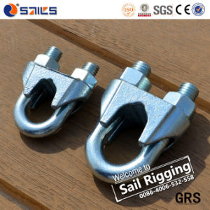 Us Type Galv Malleable Wire Rope Clip Sr-J pictures & photos