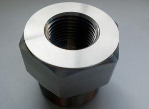 CNC Lathe Parts and CNC Precision Parts pictures & photos