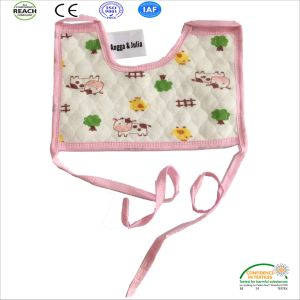 New Patterns Designs Waterproof High Quality Cotton Printed Bandana Drool Baby Bibs pictures & photos