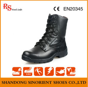 Custom Made Factory Price Heated Military Boots RS276 pictures & photos