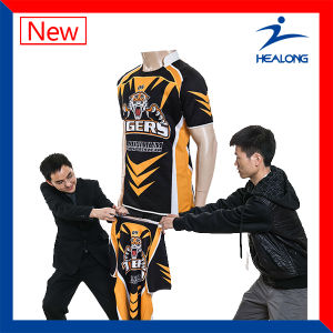 Sublimation Jersey Printing Rugby Shirt Sport Wear pictures & photos