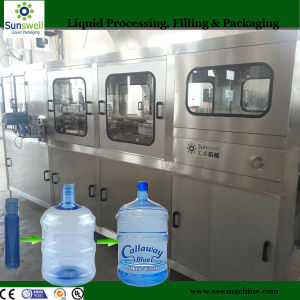 5 Gallon Water Bottle Filling Machine with Good Price pictures & photos