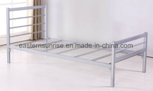 Cheap Price Metal Steel Iron Single Bed for Military pictures & photos