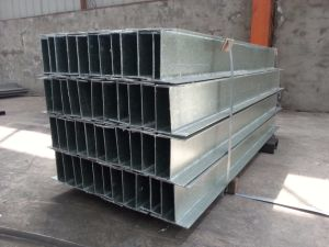 High quality I Shpaed Steel Profile- Galvanized pictures & photos