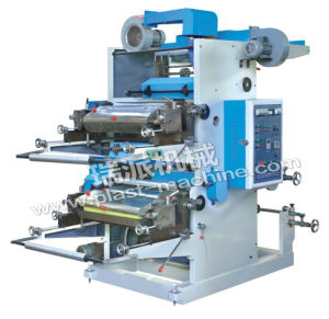 High Quality Competitive Price Poly Bag Printing Machine pictures & photos