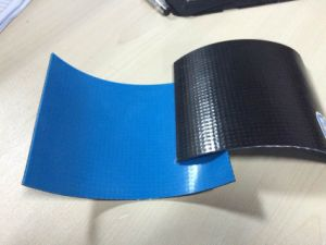 Blue PVC Waterproof Membrane for Swimming Pools pictures & photos