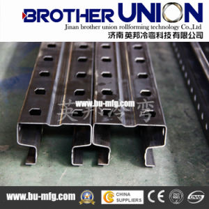 Logistic Shelf Roll Forming Line pictures & photos