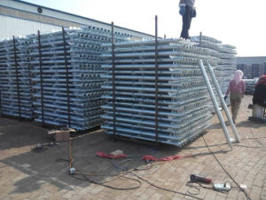 Solar Energy System Hot DIP Galvanized Ground Screw pictures & photos