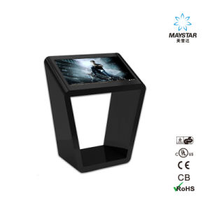 Full HD Touch Screen Digital Kiosk Advertising LCD Screen Display pictures & photos