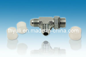 Equal Tees 6804 Metric Female Tube Adapter Hydraulic Adapters