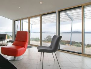 Australian Standards Double Glass Aluminium Windows and Doors pictures & photos