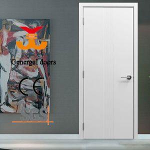 Wooden Plain White Door for Bedroom pictures & photos