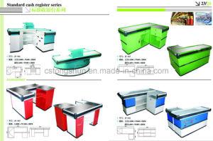 Upscale Cashier Desk/Table/ Counter pictures & photos