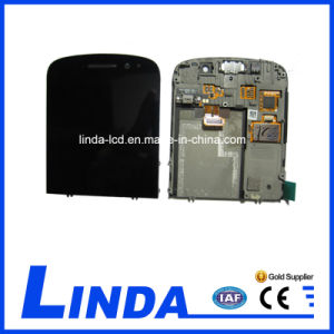 Wholesale Mobile Phone LCD for Blackberry Q10 LCD Screen pictures & photos