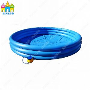 Cheap Round Inflatable Kids Entertainment Pool From China pictures & photos