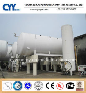 Low Pressure LNG Storage Tank with ASME GB pictures & photos