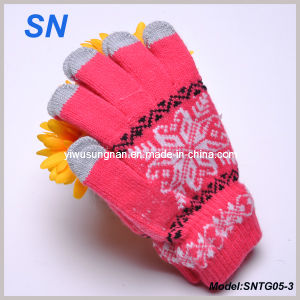 2015 Conductive Gloves for iPhone, iPad (SNTG05-3) pictures & photos