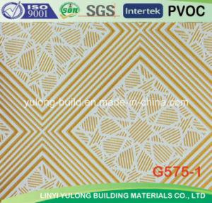 Popular Colorful PVC Gypsum Ceiling Tile pictures & photos