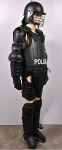 Police Stab Resistant Anti Riot Suit pictures & photos