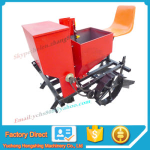 Agriculture Potato Planter for Sjh Tractor Mounted Seeder pictures & photos