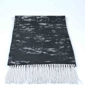 100% Alashan Cashmere Men′s Printed Scarf pictures & photos