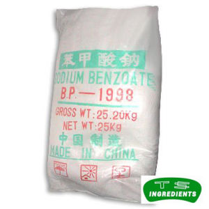 Food Preservative Sodium Benzoate Powder pictures & photos