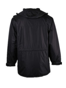 Heavy Duty Mens Navy Waterproof Winter Parka Coat pictures & photos