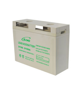 High Storage 2 Volt Gel Solar Battery 2V 1000ah pictures & photos