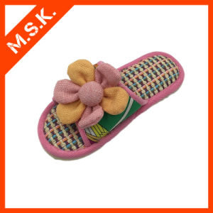 Cool and Comfort Property Sandal Shoe (Pink with flower MSK-S0004)