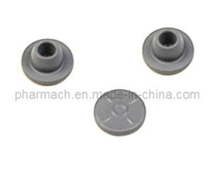 Pharmaceutical Butyl Rubber Stopper 13mm-a for Ampoule Vial Cartridge Syringe pictures & photos